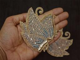 Butterflies Design Decorative Handmade Patches
