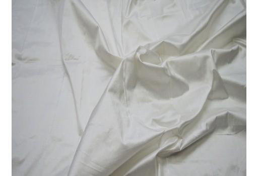 Pure silk taffeta fabric fashion silk apparels home decor silk fabric by the yard wedding prom dresses bridesmaid crafting sewing