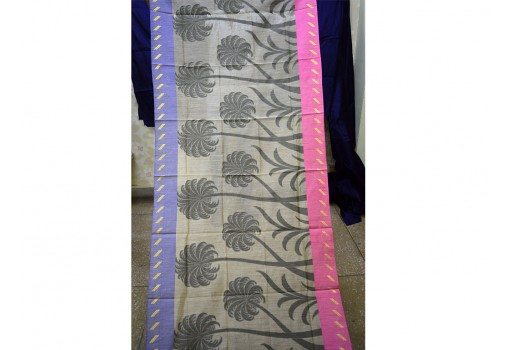 Indian Brocade Scarf Dupatta Women stole Elegant Evening Scarves