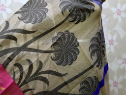 Indian Brocade Scarf Dupatta Women stole Elegant Evening Scarves