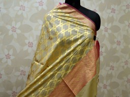 Benarasi Dupatta Women stole Elegant Evening Scarves