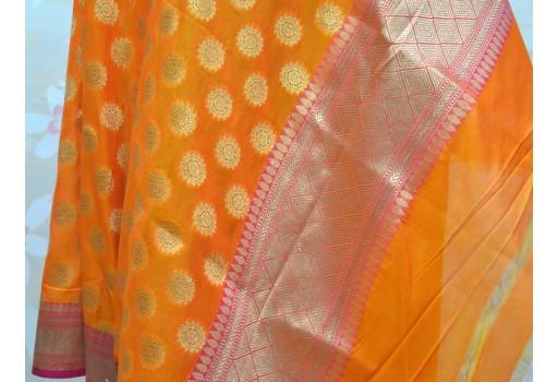 Long Silk Scarf Ethnic Wedding Wrap Indian scarf Evening Scarves