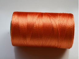 Coral Silk Thread Spool Art Silk Thread