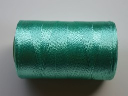 Mint Green Silk Thread Spool Art Silk Thread
