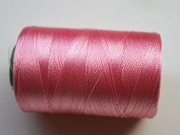 Pink Silk Thread Spool Art Silk Thread Hand And Machine Embroidery