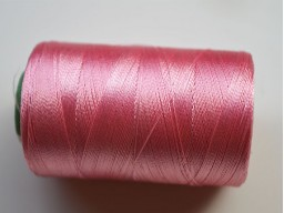 Pink Silk Thread Spool Art Silk Thread Hand And Machine Embroidery Thread