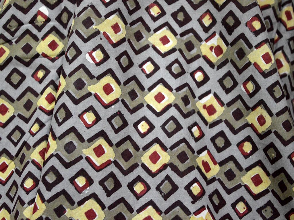 20 Yard Traditional Fabric Indian Jaipuri Fabric 100/% Cotton Fabric Dress Making Fabric Running Fabric Sewing Fabric